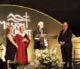 Being honored by ABC-USA for 375 years of ministry.