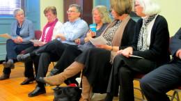 Adult forum, 11-24-13 -1