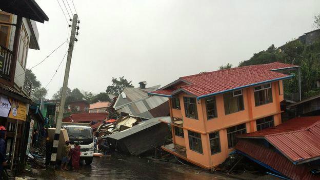$10,000 in OGHS Emergency Grants to Myanmar
