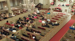 Christmas Eve 2015 congregation