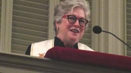 Marshall preaching -1